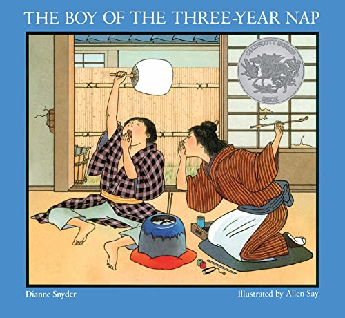 9780395669570: The Boy of the Three-Year Nap