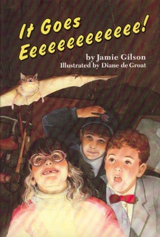 It Goes Eeeeeeeeeeeee!: Gilson, Jamie