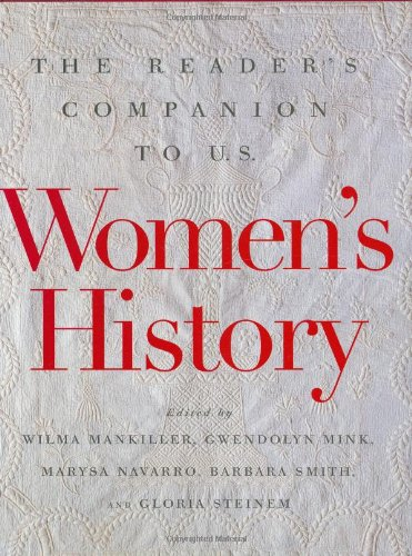 9780395671733: The Reader's Companion to U.S. Women's History