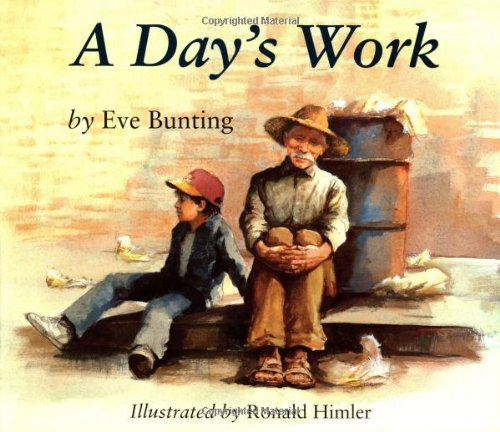 9780395673218: A Day's Work