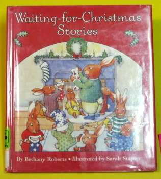 9780395673249: Waiting-For-Christmas Stories