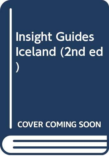 Insight Guides Iceland (2nd ed): Insight Guides, Ansight