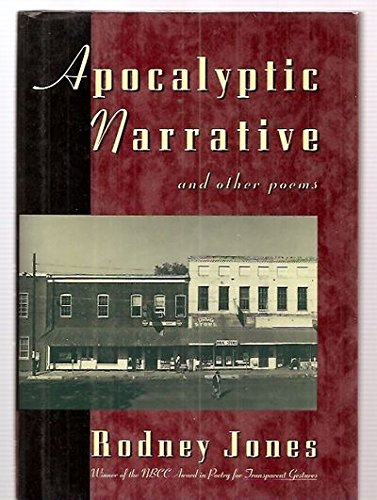 9780395675267: Apocalyptic Narrative and Other Poems