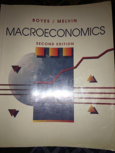 9780395675427: Macroeconomics