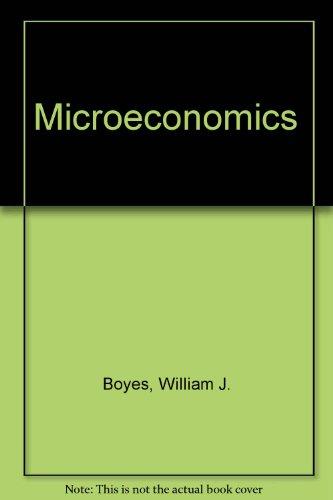 9780395675434: Microeconomics