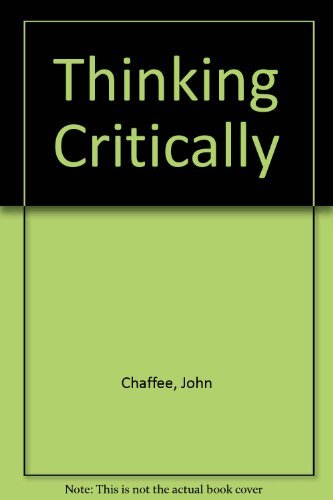 aea critical thinking papers Order your critical thinking paper at pro-paperscom ☝ we hire writers who think rationally and clearly, and have critical thinking skills order with us and get a high-quality critical thinking paper.
