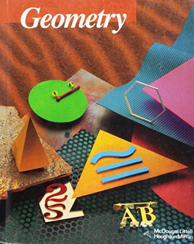 9780395676127: Geometry
