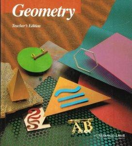 9780395676134: Geometry Teacher's Edition