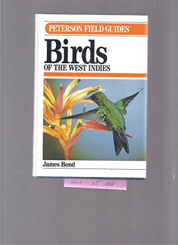 9780395677018: A Field Guide to Birds of the West Indies