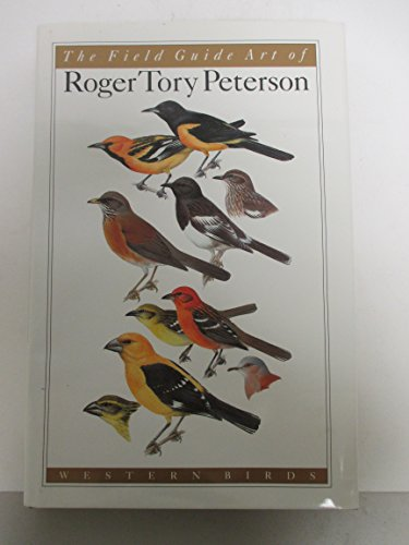 9780395677094: Field Guide Art of Roger Tory Peterson