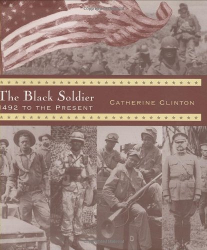 9780395677223: The Black Soldier: 1492 to the Present