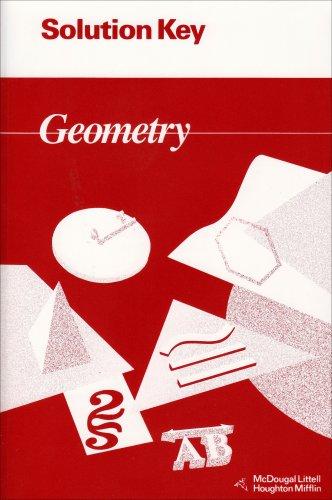 9780395677667: Geometry