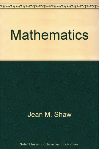 9780395679166: Mathematics