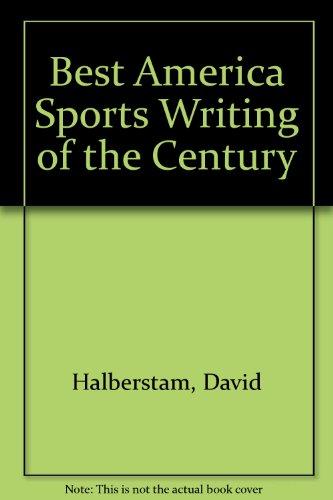 9780395681558: Best America Sports Writing of the Century