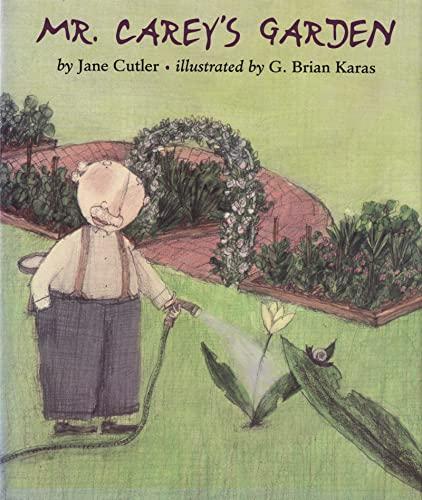 9780395681916: Mr. Carey's Garden