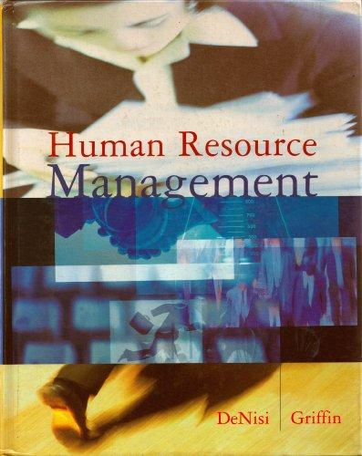 9780395685129: Human Resource Management