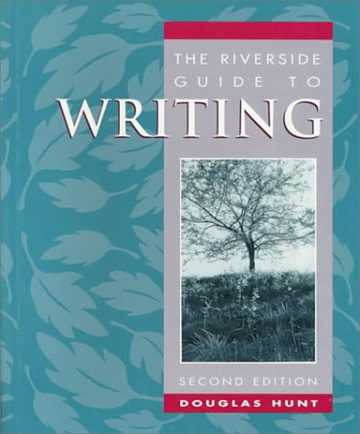 9780395686232: The Riverside Guide to Writing