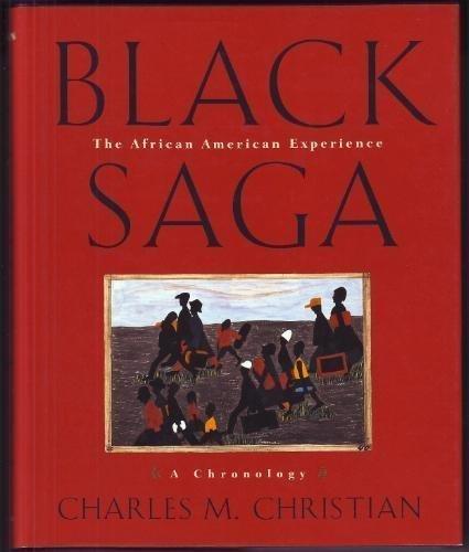 9780395687178: Black Saga: The African American Experience