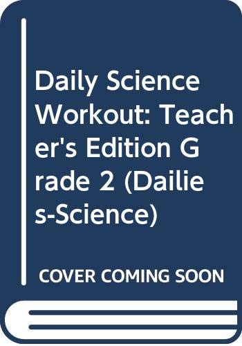 9780395688069: Daily Science Workout: Teacher's Edition (Level 2) 1995