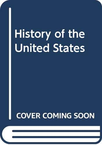9780395688632: History of the United States