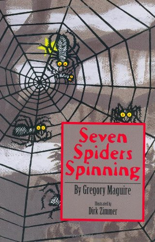 9780395689653: Seven Spiders Spinning (Hamlet Chronicles)