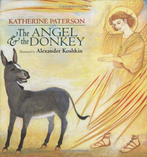 9780395689691: The Angel and the Donkey