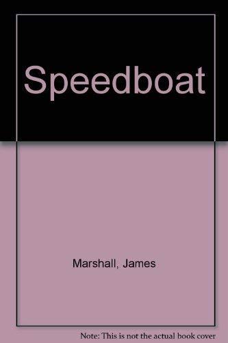 9780395689776: Speedboat