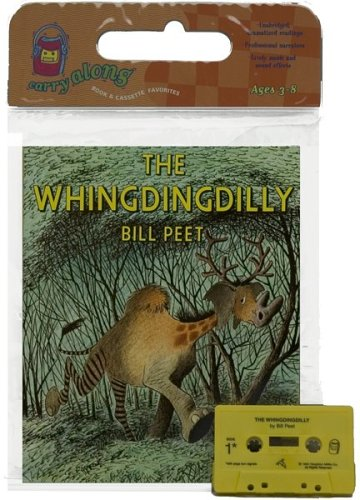 9780395689813: The Whingdingdilly Book & Cassette (Carry Along Book & Cassette Favorites)