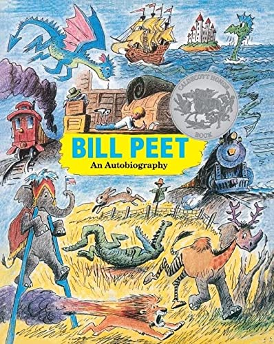 9780395689820: Bill Peet: An Autobiography