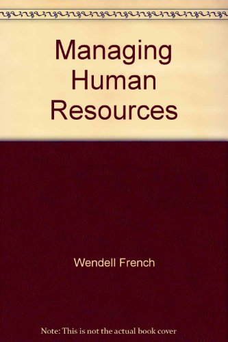 Human Resources Management: French