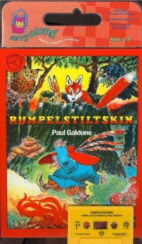 9780395691755: Rumpelstiltskin Book & Cassette (Paul Galdone Classics)