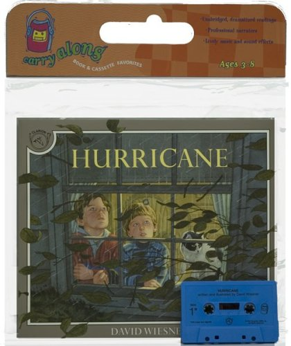 9780395691762: Hurricane Book & Cassette (Carry Along Book & Cassette Favorites)
