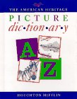 9780395695852: The American Heritage Picture Dictionary