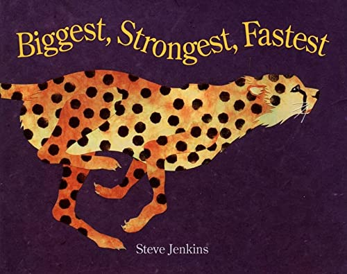 9780395697016: Biggest, Strongest, Fastest