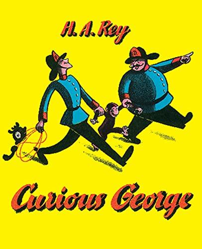 9780395698037: Curious George: Big Book