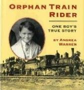 9780395698228: Orphan Train Rider: One Boy's True Story