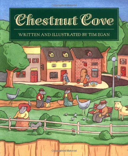 9780395698235: Chestnut Cove