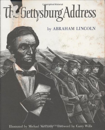 9780395698242: The Gettysburg Address