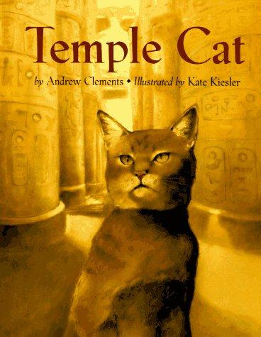 Temple Cat: Clements, Andrew