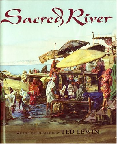 9780395698464: Sacred River