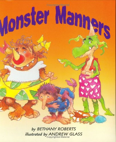 9780395698501: Monster Manners