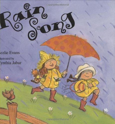 Rain Song: Evans, Lezlie