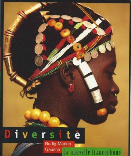 9780395698662: Diversite: LA Nouvelle Francophone (French Edition)