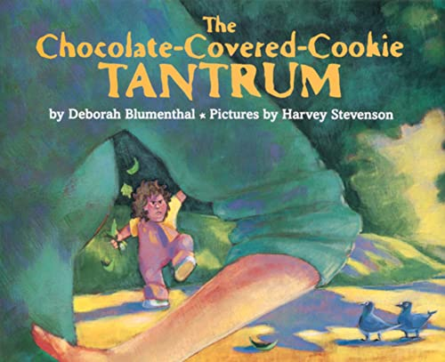 9780395700280: The Chocolate-Covered-Cookie Tantrum