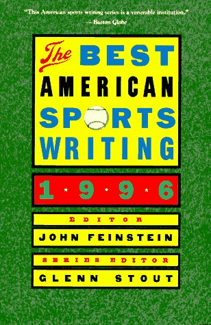 9780395700716: The Best American Sports Writing 1996