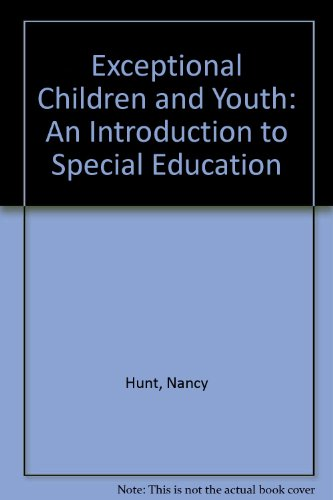 9780395700846: Exceptional Children and Youth