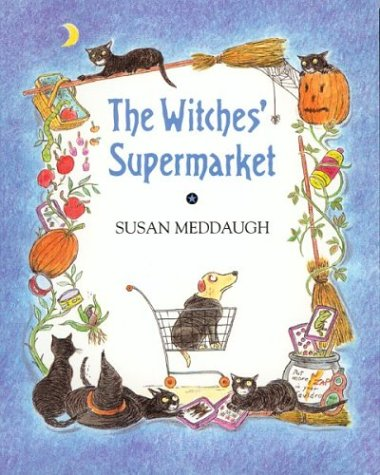 9780395700921: The Witches' Supermarket