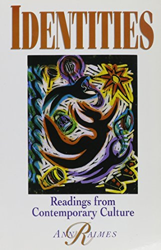 Identities: Readings from Contemporary Culture: Ann Raimes