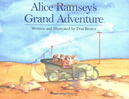 9780395701270: Alice Ramsey's Grand Adventure