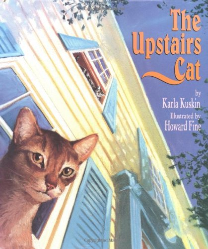 9780395701461: The Upstairs Cat